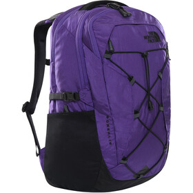 The North Face Borealis Mochila Mujer, peak purple ripstop/TNF black